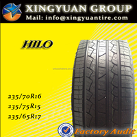 245/75R15HILO Brand Car Tyre New Tire