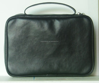 Men document leather bag