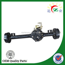 China made 3 wheeler motorcycle 2 speed rear axle assembly
