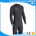Wholesale custom colored neoprene ultrathin Cold water surfing wetsuit with Plus size