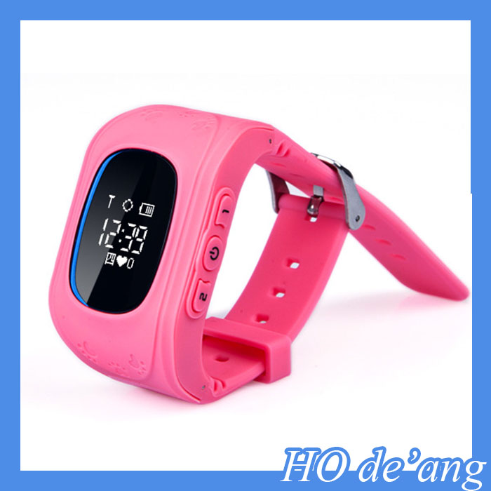 New Fashion Children Smart Watch GPS Watch Running Phone Watch