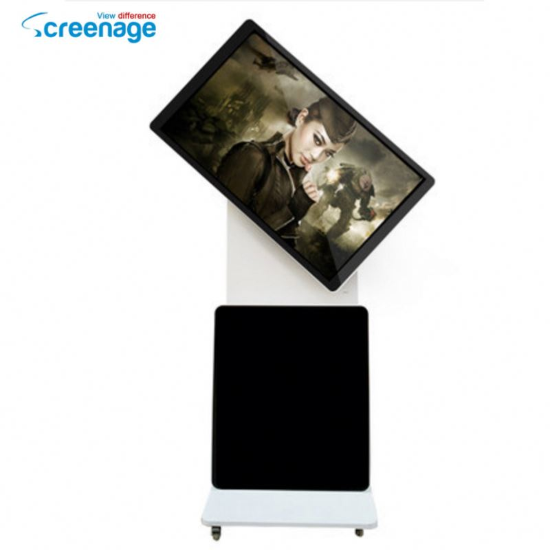 New Product Free Download Ads Lcd Screen Rotated Tv 32 Inch /42 Inch Advertising Display Price
