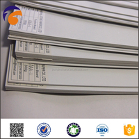 2015JITONG fuyang manufacturer offset printing paper card paper/duplex board grey back