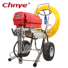 Advanced electric airless spray painting machine with putty spray gun