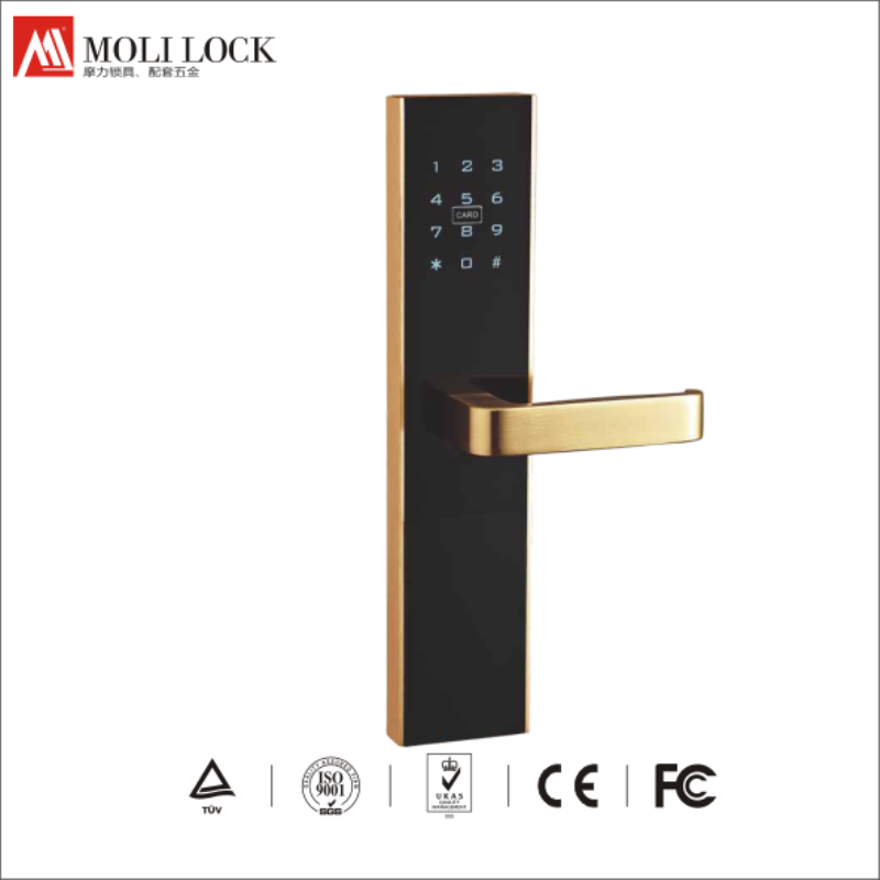 Electronic Cylinder Door Lock Digital, Keyless Digital Lock Door, Home Automation Smart Home System Door Lock