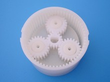 Customed Plastic Nylon Gears Factory