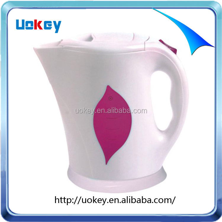 Trade Assurance plastic red kettle