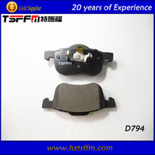 golden supplier big brake kit ceramic brake pad with low price