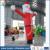 Good price inflatable cartoon characters, inflatable Santas