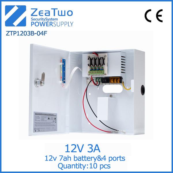 Power Supply 12vac Cctv Battery Backup 12v Cctv Camera Box
