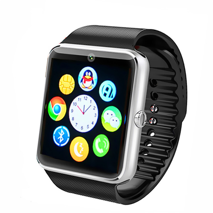High Quality Smart Watch with SIM Card ,MTK6261 CPU, With Camera