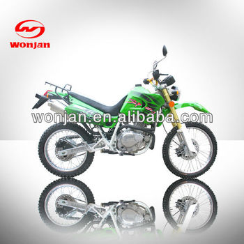 250cc dirt Motorcycles with EEC /250cc Motorcycle(WJ250GY)