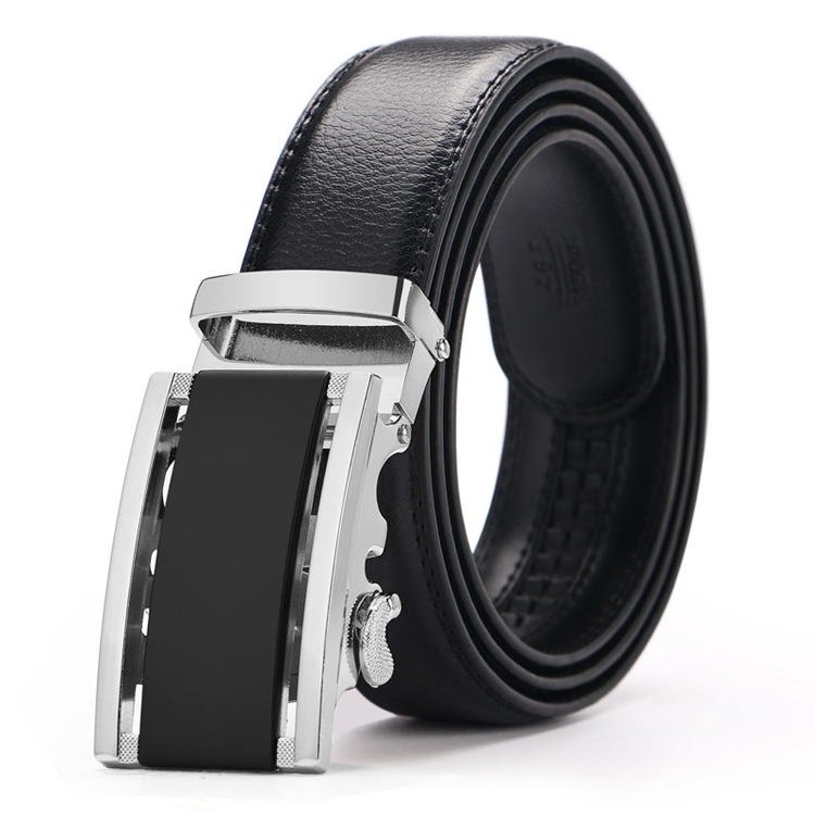 2016 wholesale men fashion Men's 100% Leather Belts