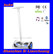 Safe warranty samsung charger stable smart Scooter off road new model CE FCC Adult Personal Vehicle with handle bar bluetooth