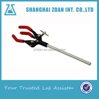 Three Fingers Clamp (Shank) Die-cast alloy Adjustable lab clamp