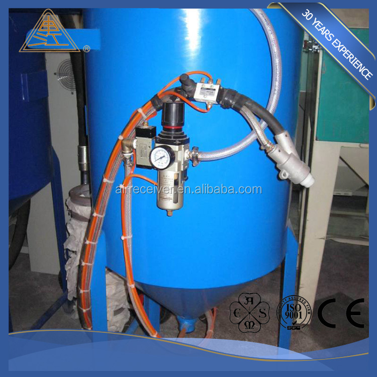 Low price new coming sandblast siphon sand blasting pot latest products in market