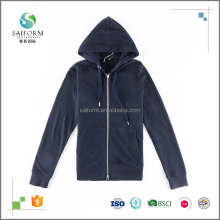 Custom wholesale cheap cotton plain men hoodies