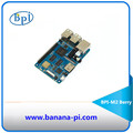 The newest single-board computer product BPI-M2 berry support WIFI+BT on board and support SATA interface on board.