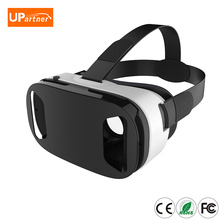 UPartner New! Cheapest 3D VR Glasses Box VR Headset With Shooting Button View Blue film Video Video Blue Film China Dlodlo VR Gl
