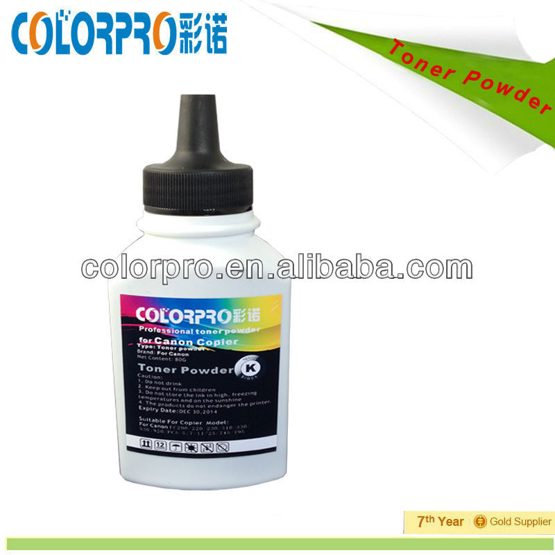 NEW!Black toner powder of Copier for Canon IR-5000/6000