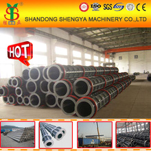 Concrete Electric Pole Steel Mould for electric power project