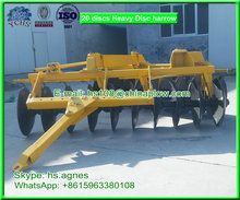 Agriculture machinery YCHS farm drag harrows for sale