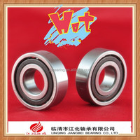 Chinese factory supply free sample cheap 6206ZZ deep groove motorcyle ball bearing price
