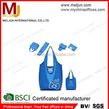 Cheapest price nylon waterproof foldable shopping bag from China