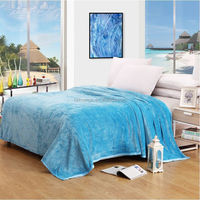 High Quality Factory Price super soft coral fleece blanket
