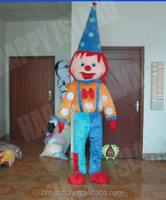 HI CE breathable lovely clown costume adult professional dance costumes for men