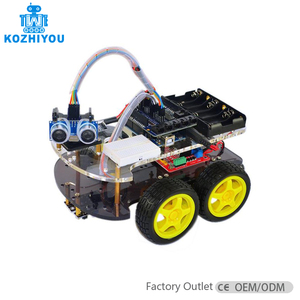 Intelligent Car Learning Suite Robot Intelligent Turtle Wireless Control Based For Arduinos Robot Car Assembly Kit