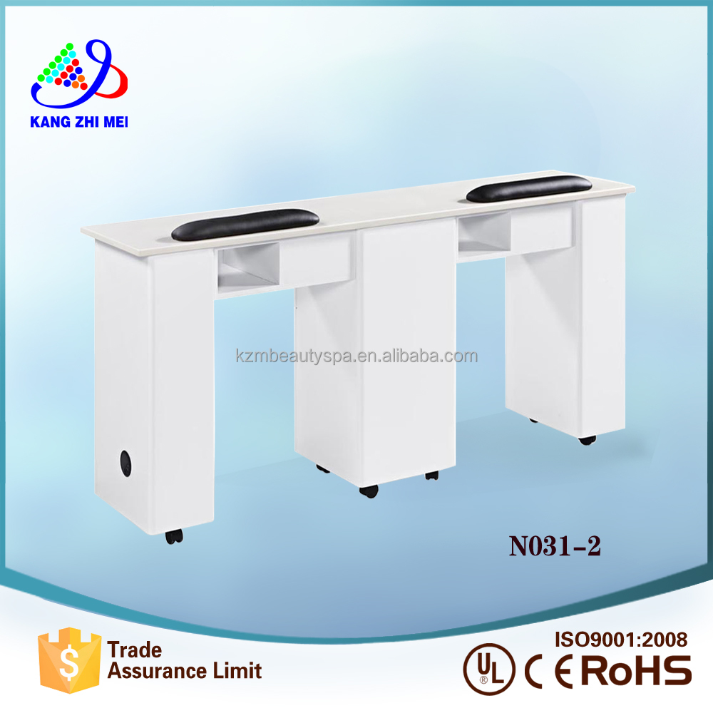 professional beauty nail supplies and furniture nail manicure table N031-2