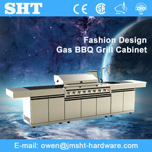 Factory Produce Wholesale Stainless Steel Modular Kitchen Design Philippines