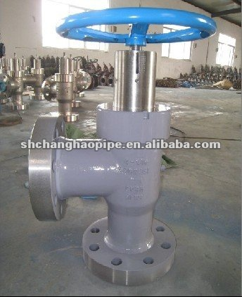High quality Carbon steel/ stainless steel Choke valve