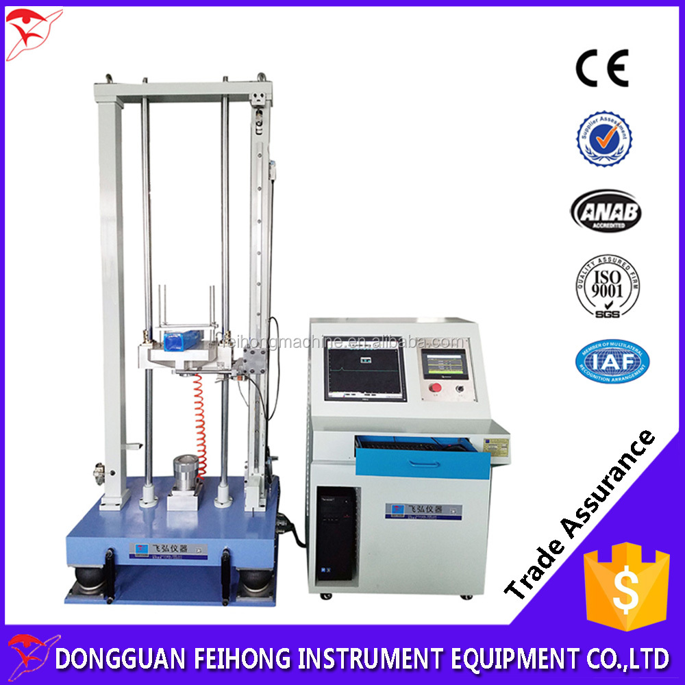 high acceleration shock system mechanical Bump Testing machine