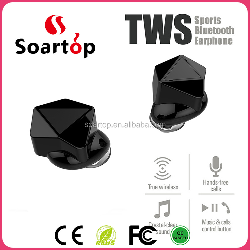 wireless in-ear ear buds , shenzhen factory wholesales earbuds oem /odm orders