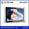 21.5 inch network display lcd monitor tv mount wall android media player tv box digital signage panel