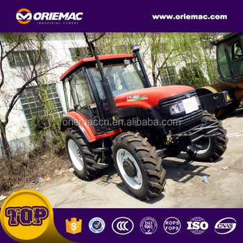 Top Exported Lutong 2WD Tractor with External Wet Air Filter