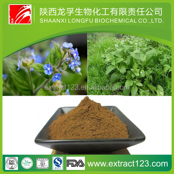 Anticancer Agent Comfrey Extract Powder, Alkanet Extract, 20%-30%Shikonin
