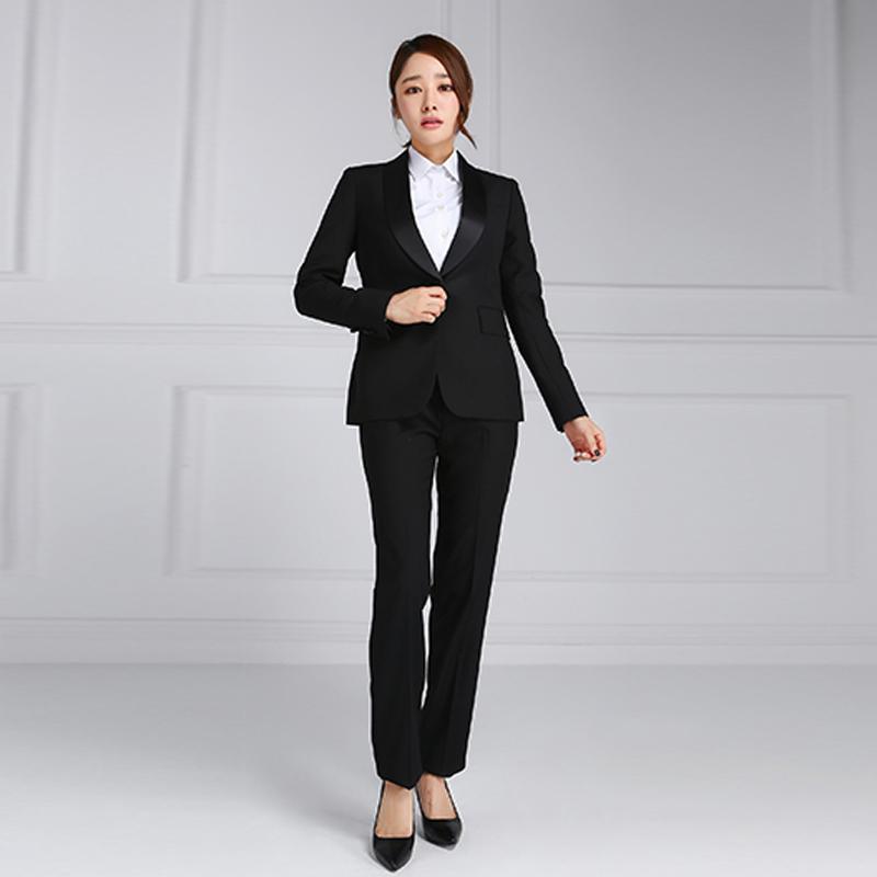 Business Formal Office Women Designer Trouser Suits Ladies Buy Trouser Suits Ladies Ladies Designer Trouser Suits Office Ladies Suits Product On Alibaba Com