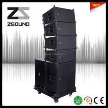 China professional ZSOUND pro audio line array speaker