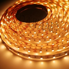 3528 LED Strip Light, 60/M, 8MM Wide, <strong>RGB</strong> 3IN1, 5M Reel