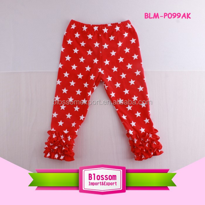 Bulk Childrens Skull Kids Legging Wholesale Triple Ruffle Pants Jack Skeleton Halloween Boutique Girl Clothing Girls Ruffle Pant