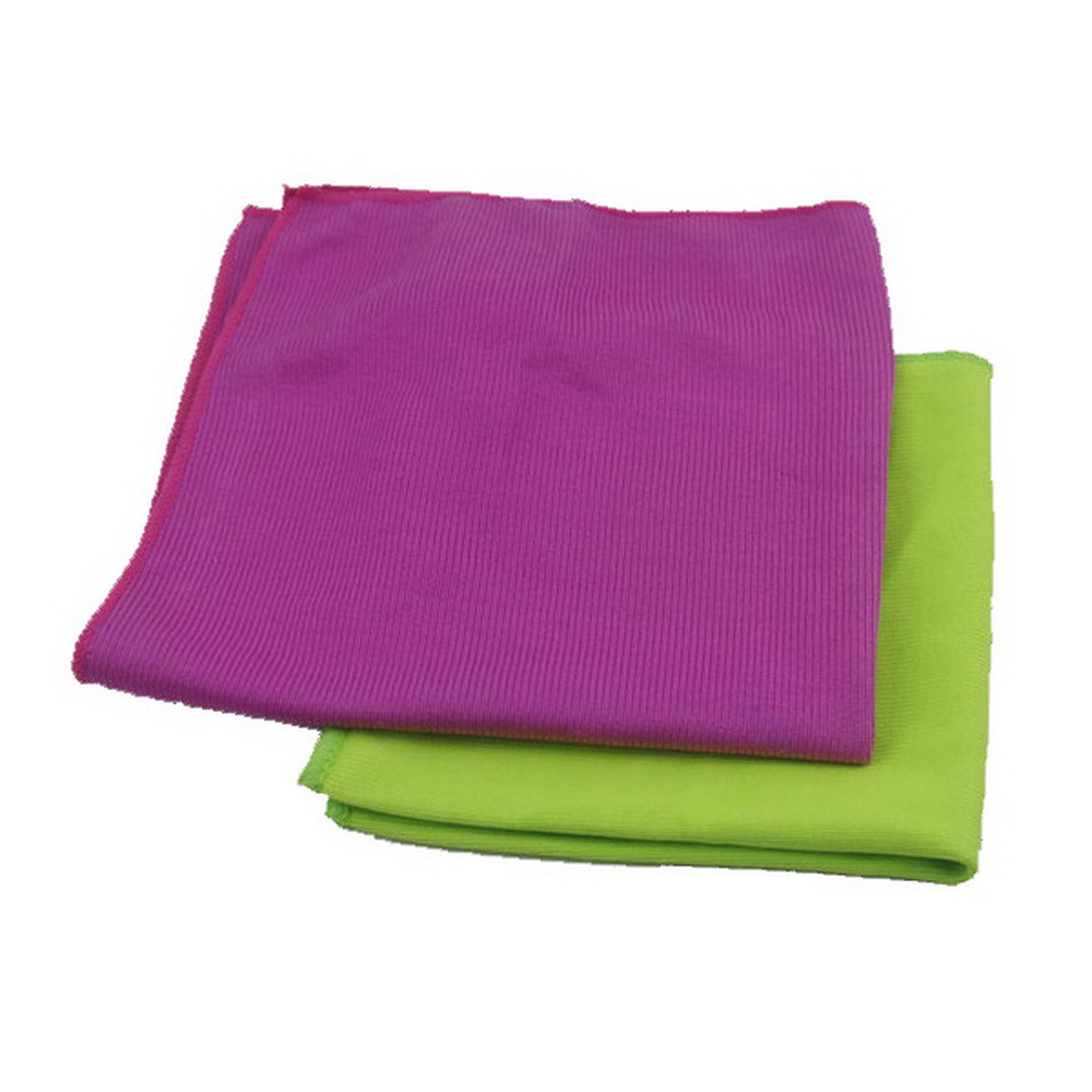 microfiber cleaning towel for car/Microfiber glass towel Promotion towel set/cleaning product microfiber cleaning cloth