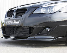 UNPAINTED H TYPE FRONT LIP SPOILER FOR BMW E60 5-SERIES M-TECH FRNOT BUMPER B023F