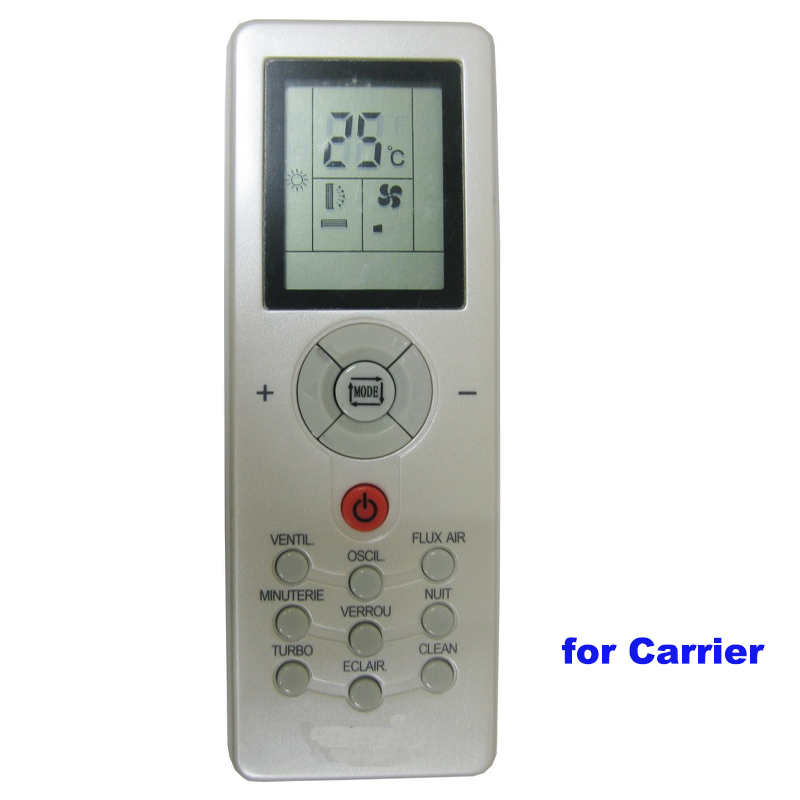 good quality Replacement Air Conditioner Remote Control for Carrier