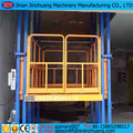 hydraulic CE hydraulic vertical warehouse goods cargo lift price
