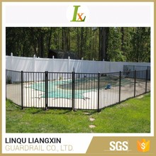 Climate Resistant Galvanized Flat Panel Fence Gates