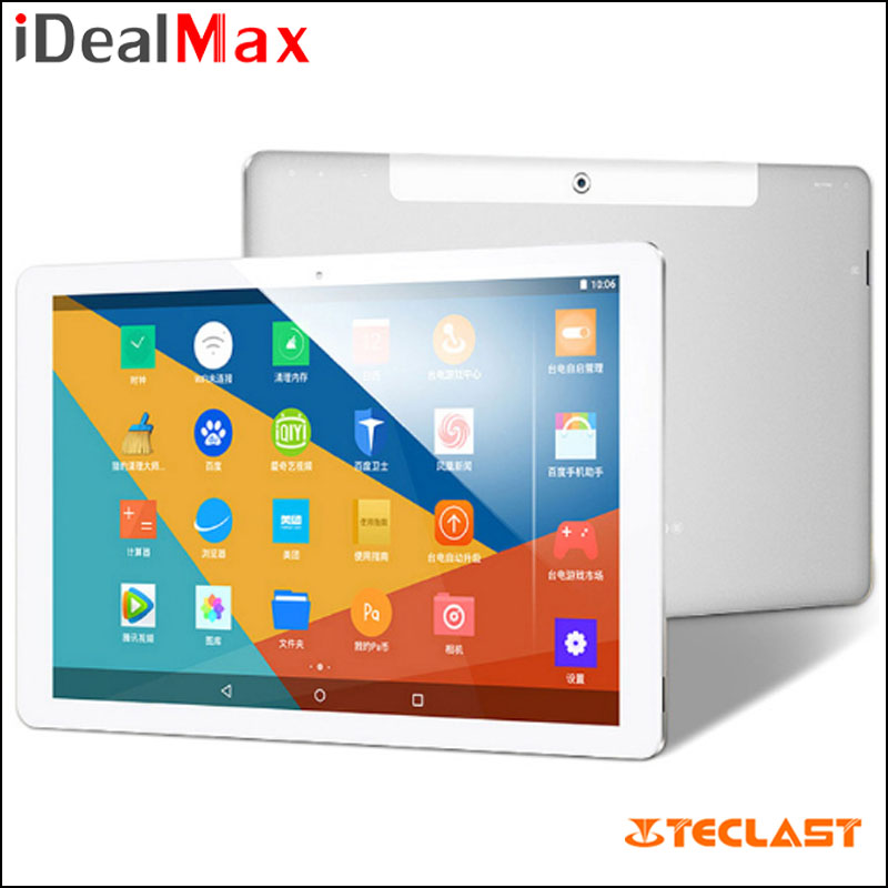 "Original Teclast X16 Plus Intel z8300 Quad Core Android 5.1 Tablet PC 2GB RAM 32GB ROM 10.6"" IPS 1920*1080"