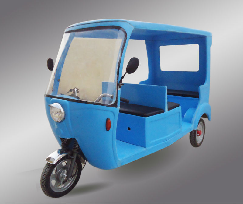 Prince Electric Rickshaw tricycle 3 wheeler gem